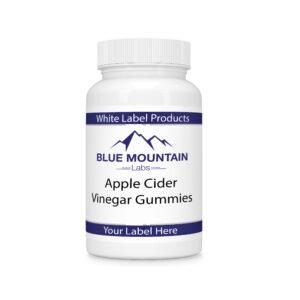 White Label Apple Cider Vinegar Gummies