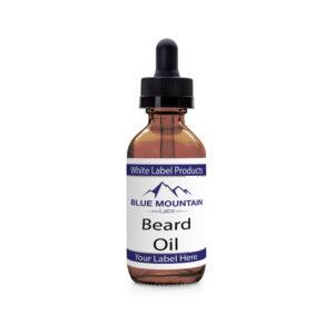 White Label Beard Oil