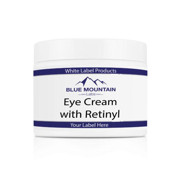 White Label Eye Cream with Retinyl