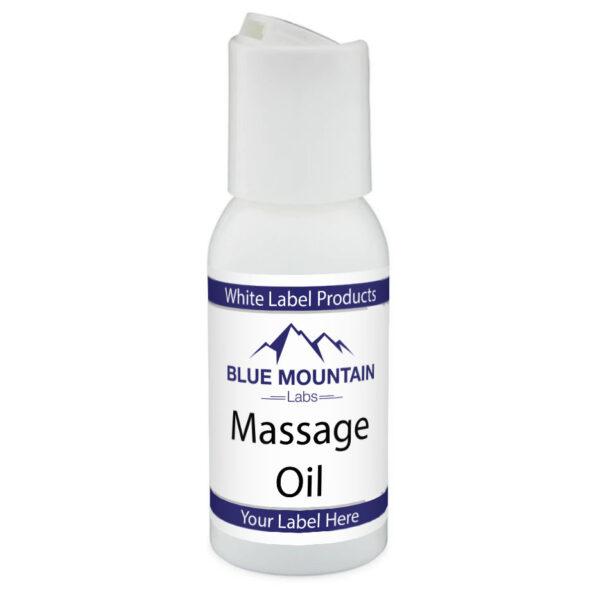 White Label Massage Oil