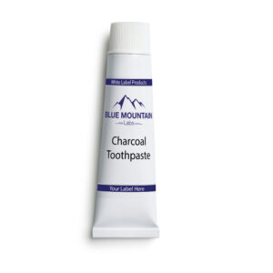 White Label Charcoal Toothpaste
