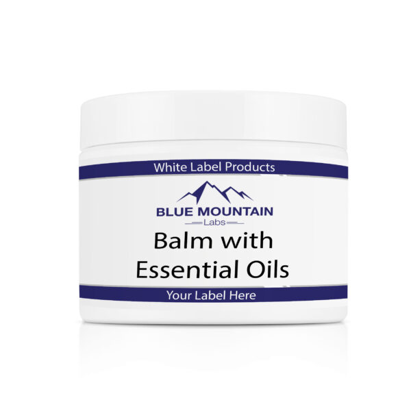 White Label Balm with Essential Oils