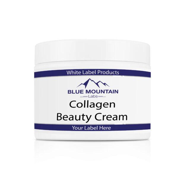 White Label Collagen Beauty Cream