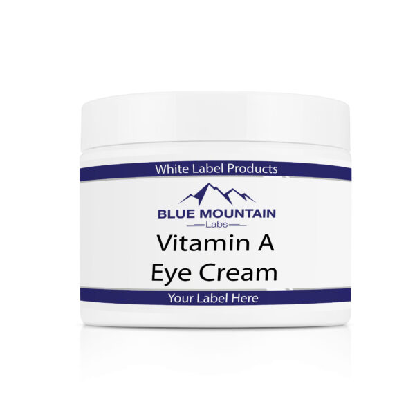 White Label Vitamin A Eye Cream